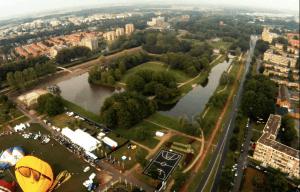 vrijgezellenfeeest Zwolle park wezenlanden