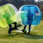 Bubbel voetbal Zwolle